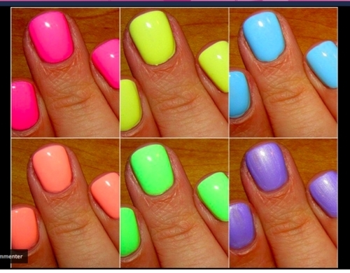 10 Pretty Nail Polish Ideas To Try This Summer